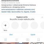 extreme autopraona instagram