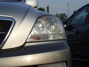 Poliranje auto svjetala