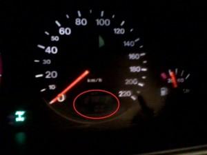 Vraćanje kilometraže