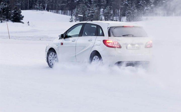 Vožnja u složenim zimskim uvjetima