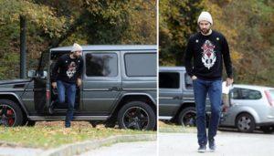 Ćorluka kao Britney: Vozi mečku od milijun kuna!