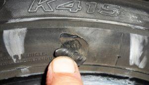 Ne znate je li vrijeme za zamjenu automobilske gume?