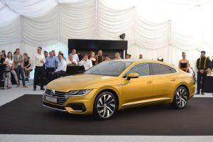Predstavljanje Volkswagen Arteon-a
