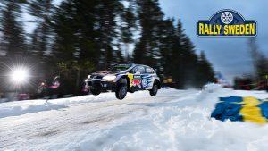 WRC Rally Švedska