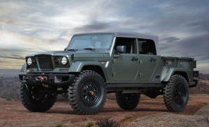 "Jeep Crew Chief 715 – ""off road ratnik"" za prave muškarce"