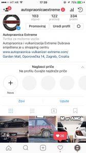 Pratitne nas na Instagramu