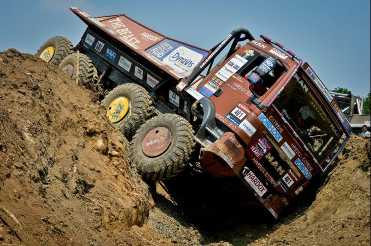 Europa Truck Trial po prvi puta u Hrvatskoj!