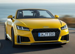 Izgleda moćno: Predstavljen redizajnirani Audi TT