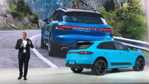 Porsche u Šangaju predstavlja novi Macan