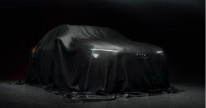 Audi e-tron: Počelo je razotkrivanje prvog električnog Audija