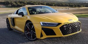 Novi Audi R8 katapultira se do 100 km/h za 2,72 s