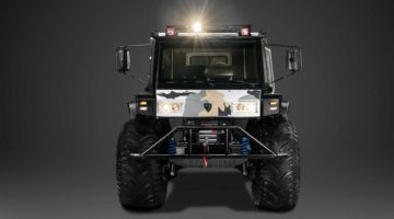 Technoimpulse Rocket Z – Off-road vozilo sa središnje smještenim motorom
