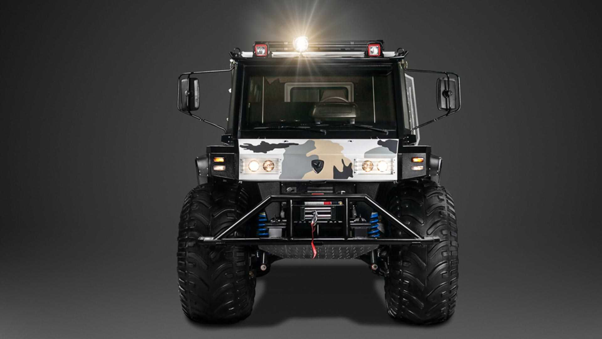 Technoimpulse Rocket Z – Off-road vozilo sa središnje smještenim motorom