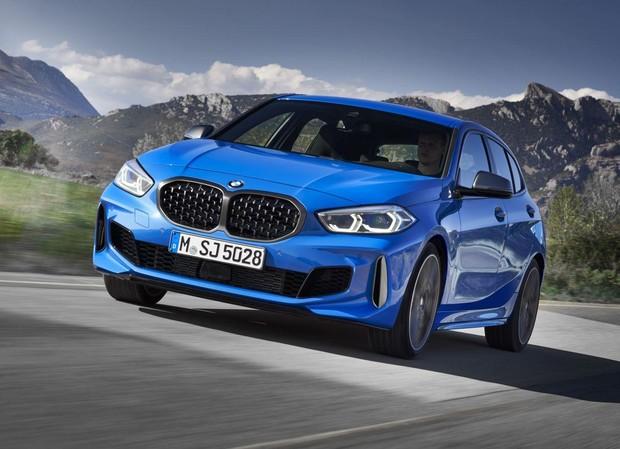 Novi BMW serije 1 donosi prednji pogon