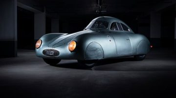 Najstariji preživjeli Porsche i osobni automobil Ferdinanda Porschea