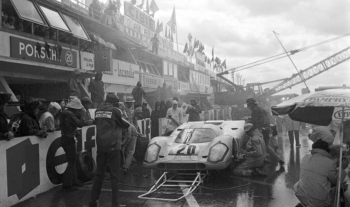 50 godina Porschea 917 koji je ušao u legendu u rukama McQueena