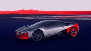 BMW Vision M Next – moguća serijska proizvodnja