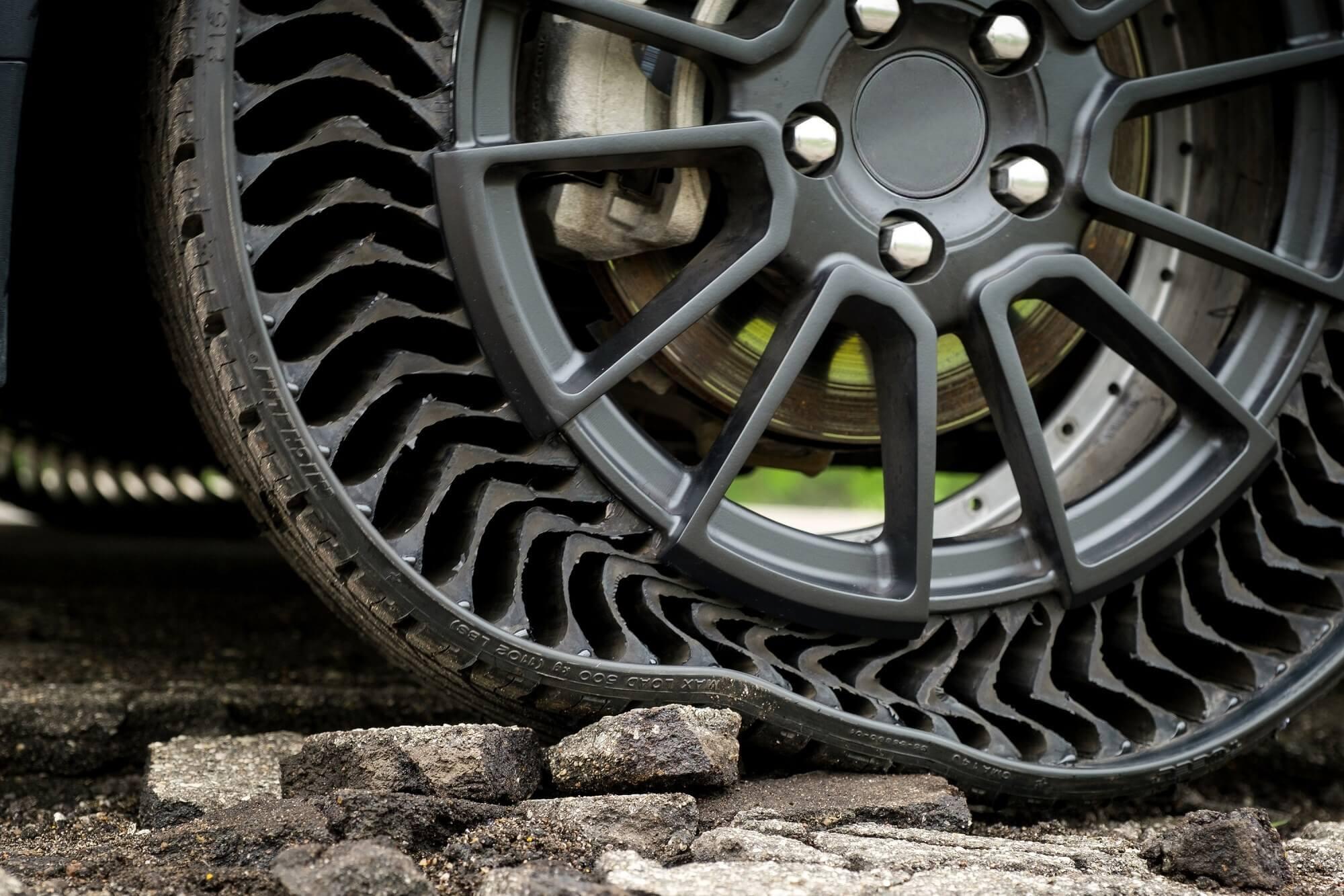 General Motors i Michelin planiraju 2024. lansirati gume bez zraka