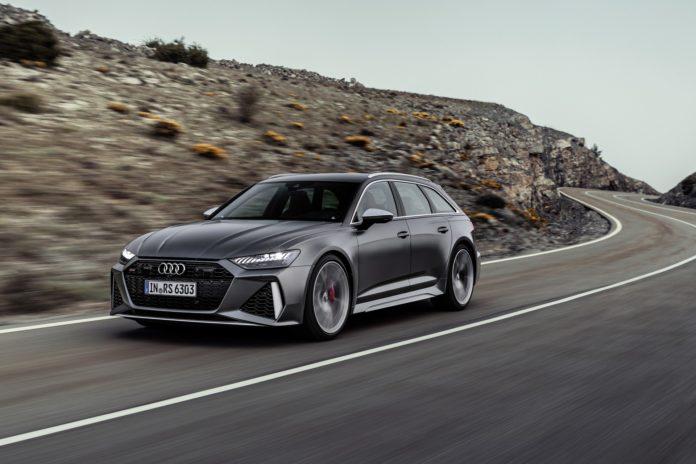 Predstavljen novi Audi RS6 Avant
