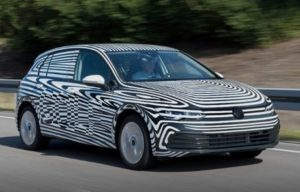 Snimke zamaskiranog Volkswagen Golfa VIII