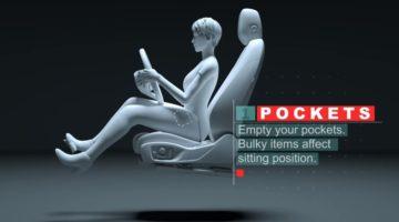 Evo kako ispravno sjediti za volanom automobila