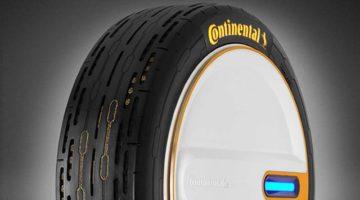 Continental predstavio naprednu gumu budućnosti