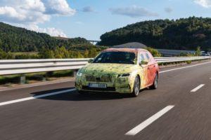 Nova Škoda Octavia već je na cesti