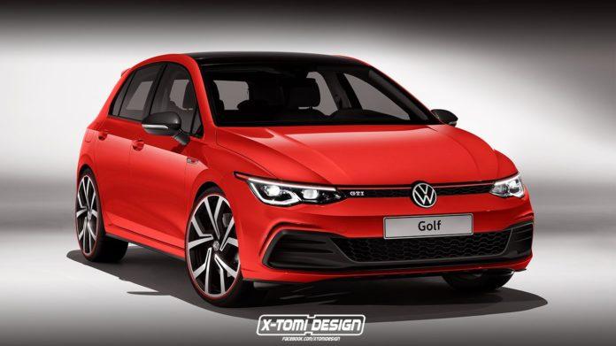 Volkswagen Golf GTI osme generacije