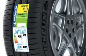 Od 2021. godine sve gume će morati imati vidno istaknut certifikat o potrošnji goriva