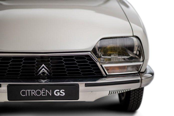 Citroën GS slavi 50. rođendan