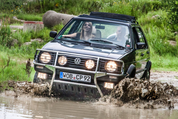VW Golf Country: Od skice do gotovog terenca za šest mjeseci