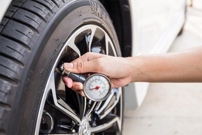 Tlak u gumama mjerite samo dok su gume hladne