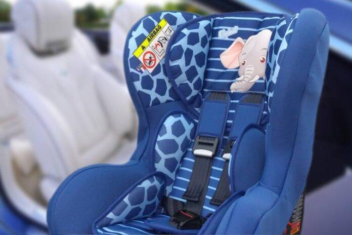Sigurna vožnja: Postavljanje dječje autosjedalice