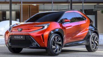 Goodyear razvio konceptualnu gumu za Toyotu Aygo X Prologue