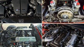 Top 20 najvoljenijih motora u cestovnim automobilima