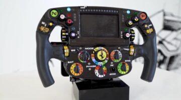 Naučite kako koristiti volan u bolidu Formule 1