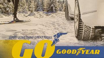 GoodYear zimska akcija